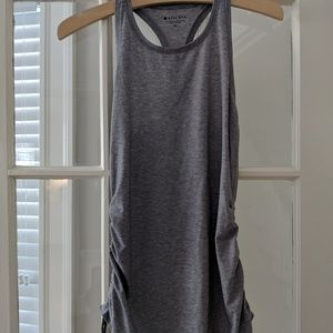 Athleta rouched tank